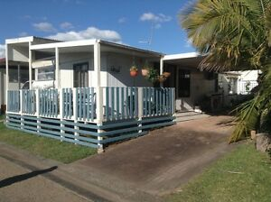 Onsite Caravan with  Fixed Annex Wyee Lake Macquarie. Wyee Lake Macquarie Area Preview