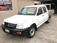 2005 Mitsubishi Triton GLX  Dualcab 2.4 manual Ute Eight Mile Plains Brisbane South West Preview