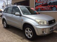 2001 Toyota RAV4 Cruiser Manual Wagon New clutch,Immaculate Eight Mile Plains Brisbane South West Preview