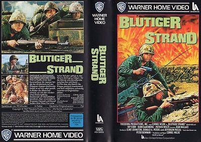 BLUTIGER STRAND - Warner Home Video (Strand Videos)