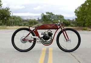 NEW Monark Type II Heavy Duty Dual Springer Bicycle Bike Fork BUILT IN USA