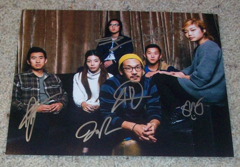 RUN RIVER NORTH SIGNED AUTOGRAPH 8x10 PHOTO A w/PROOF ALEX HWANG +5