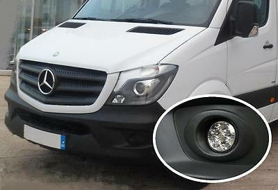 Daytime Running Lights DRL LED Mercedes Sprinter late 2013 onwards