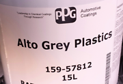 Commodore Alto Grey 2pk respray paint Richmond West Torrens Area Preview