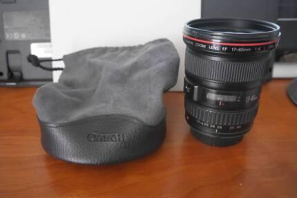 Canon 17-40mm L Lens Brisbane South West Preview