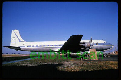 Original Slide, Westinghouse Electric Corp. Douglas DC-6B (