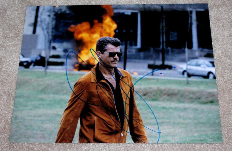 PIERCE BROSNAN HAND SIGNED AUTHENTIC 'THE MATADOR' 11X14 PHOTO w/COA JAMES BOND
