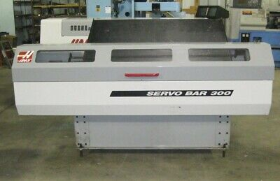 Haas Bar Feeder Bar300. For Use With Haas Lathes Made From 2001 - 2015.