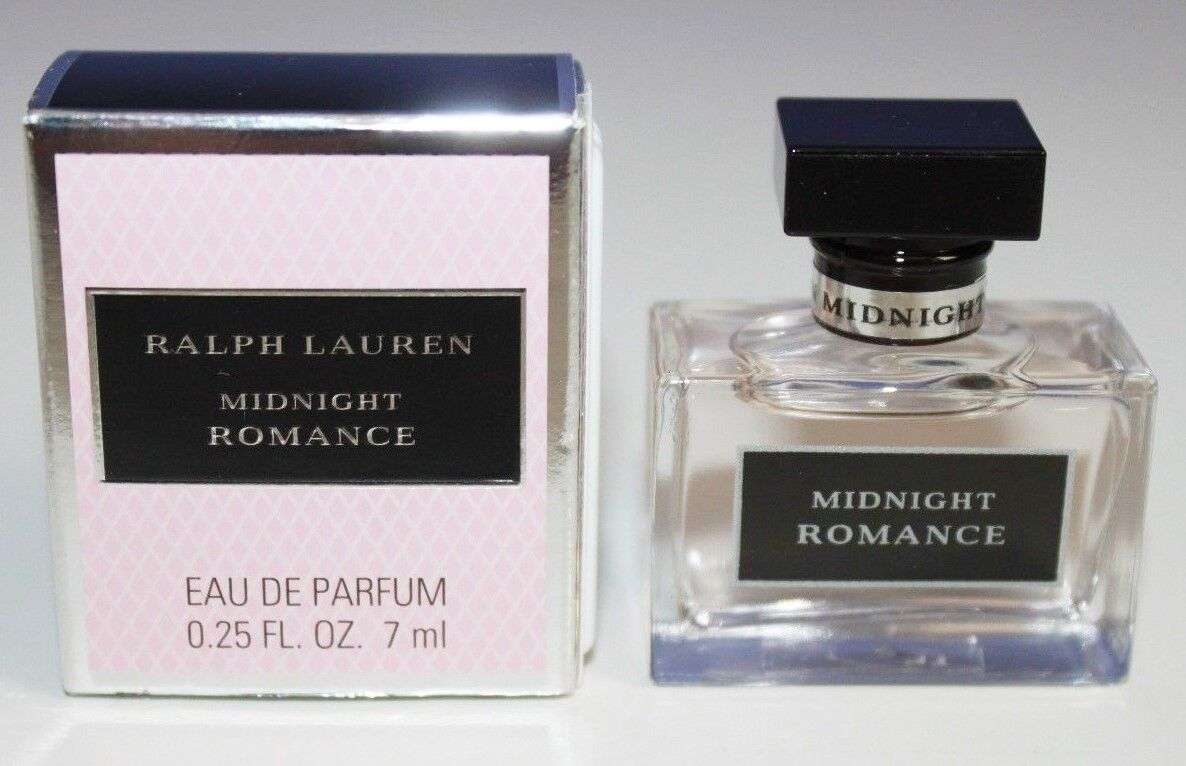 ralph lauren midnight romance eau de parfum miniature. Black Bedroom Furniture Sets. Home Design Ideas