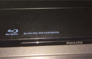 Philips blue ray wireless DVD player