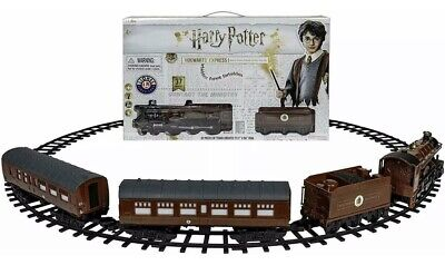 Harry Potter Hogwarts Express Lionel Ready To Play Train Set 7-11960 NEW