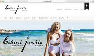 Bikini Junkie Bondi Beach - ONLINE Swimwear business for sale Sydney City Inner Sydney Preview