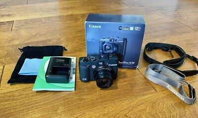 Canon G16 Camera