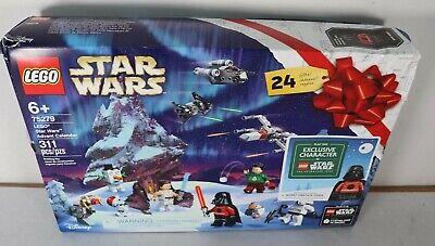 LEGO 75279 Star Wars 2020 Advent Calendar 311pcs New Distressed Box