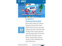 SUMMERTIME BALL- TICKET