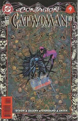 CATWOMAN (1994) #32 Back Issue (S)