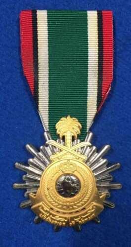 1991 Gulf War Liberation of Kuwait Medal Saudi Arabia
