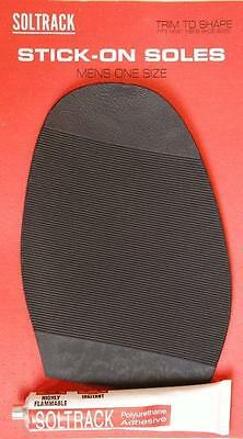 Soltrack DIY Stick On Soles With Glue Shoe Repair Supplies-Ladies & Mens