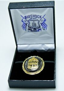 Bioshock-Infinite-Replica-Elizabeth-Cage-Cameo-Pendant-Brooch-Pin-Choker-Cosplay