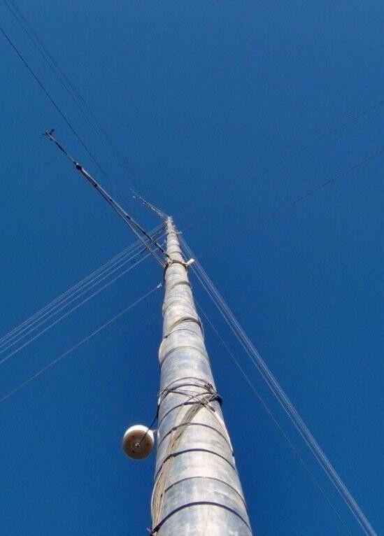 NRG 50 Meter Tall Tower (Meteorological - Met)