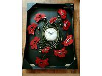 Dunelm clock