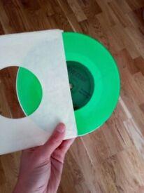 The Cure – Lament Flexi green vinyl