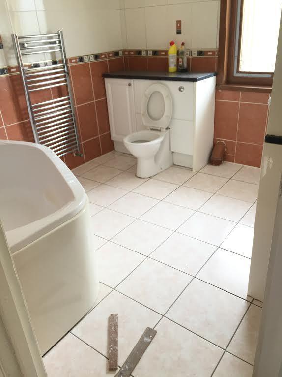 2 Bedroom First Floor Flat in Ilford IG1