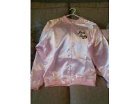 Pink ladies jacket size 10