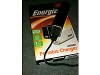 Mobile phone power bank charger