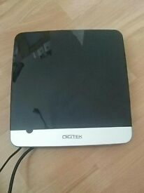 Digitex indoor TV antenna