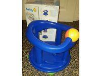 Safery 1st Baby swivel bathseat