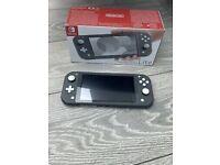 Nintendo Switch lite Brand New Grey handheld