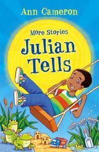 More Stories Julian Tells,Cameron, Ann,New Book mon0000065595