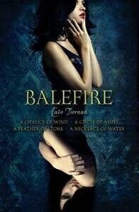 Balefire Omnibus Cate Tiernan Paperback Chalice Of Wind Circle Ashes Feather