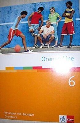 Orange Line 6 Workbook mit Lösungen Grundkurs,  Lehrerband Schülerbuch