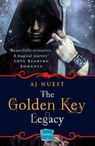 The Golden Key Legacy-ExLibrary