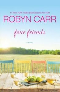 Four Friends (Thorndike Press Large Print Core Series)-ExLibrary