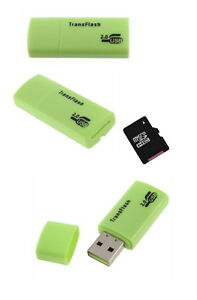 SD Card Reader USB 2.0 Adapter