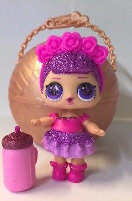 Lol Surprise Doll Sugar Queen  Series 2 Wave 2 Big Sisters  New  Glitterati Rare