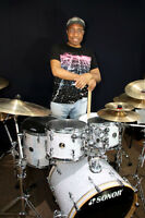 DRUM LESSONS with AUBREY DAYLE - A Grammy nominated proffesion