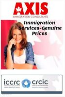 Expert Immigration Services- genuine prices