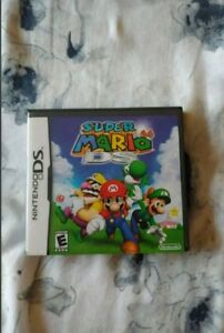 Mario Nintendo ds game