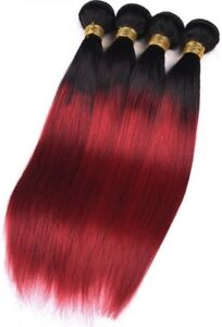 100% Hair extentions The RED line