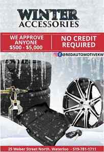 Winter Tires, Rims, Auto Repairs/ All vehicles and Models