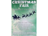 Christmas Fair at Botanical Gardens Atherton