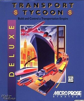 TRANSPORT TYCOON DELUXE +1Clk Windows 10 8 7 Vista XP Install