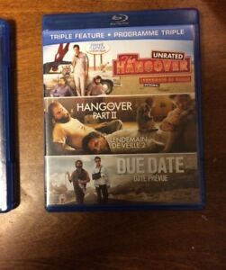 Blue ray three in one