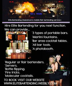Bartenders/servers for your next business function? Moose Jaw Regina Area image 5