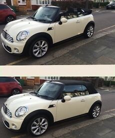 Mini Convertible One for Sale