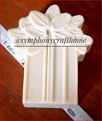 Diy Palm Tree (Palm Tree Silicone soap mold, DIY, CP soap molds, candle mold, gift)